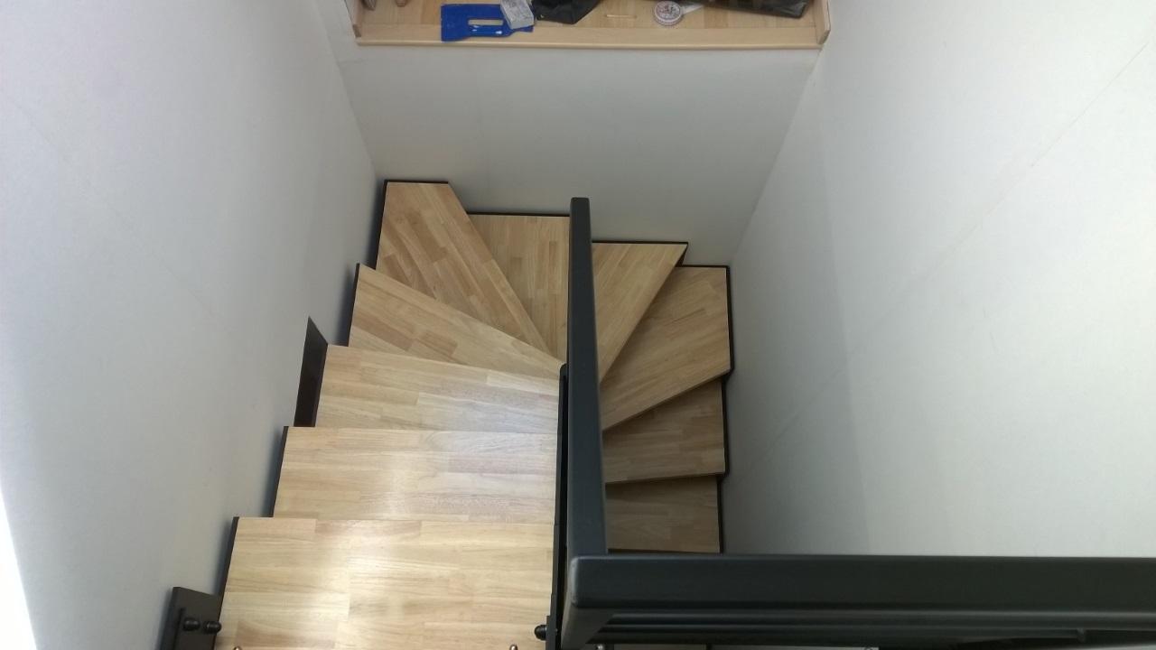 Extrêmement Les escaliers… ça marche !.. | Alex Viel YR79